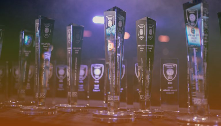 SAE Insitute Awards Trophies