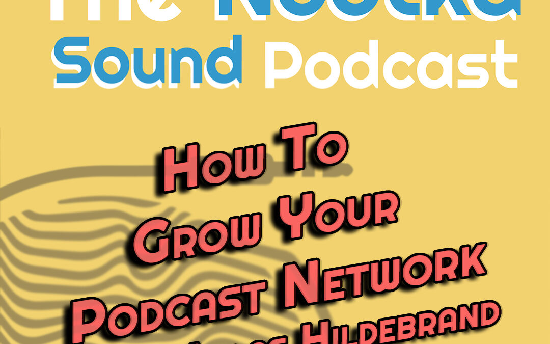 How To Grow Your Podcast Network With Niklas Hildebrand