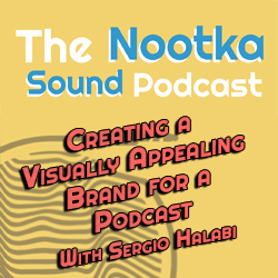 Creating a Visually Appealing Brand for a Podcast with Sergio Halabi