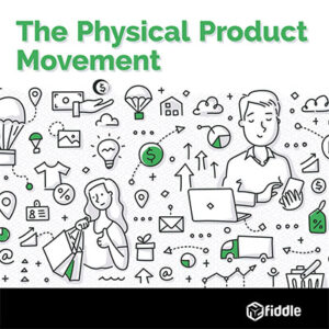 The Physical Product Movement Podcast Cover Art