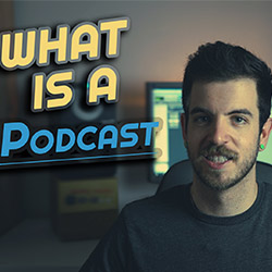 What is a podcast YouTube